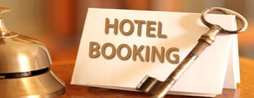 Hotel & Resort booking
